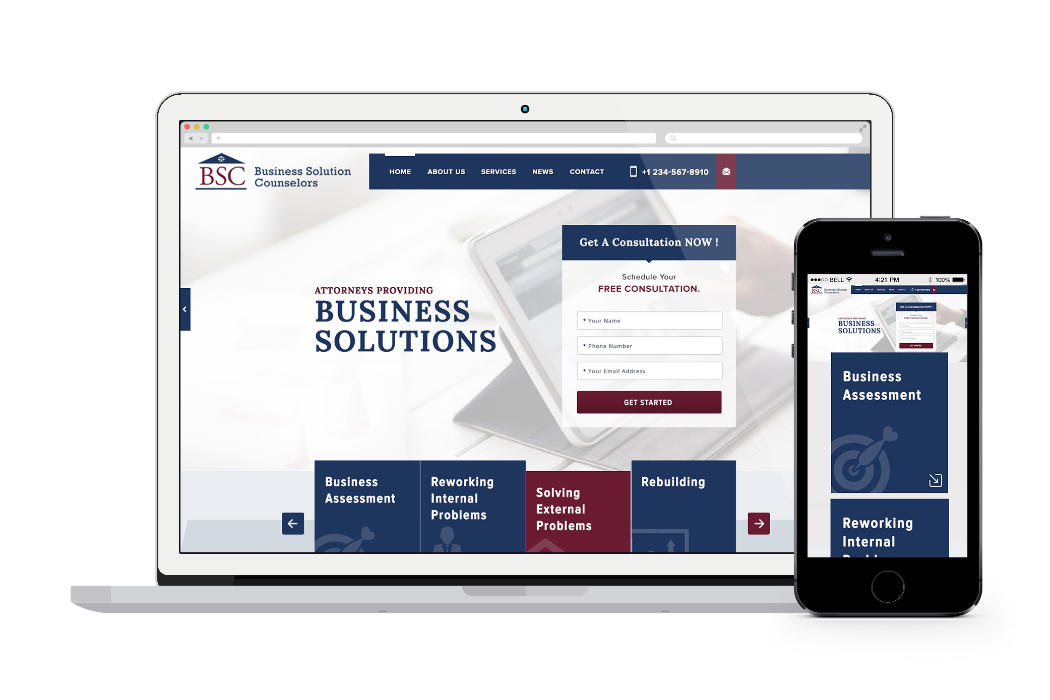 Business Solution Counselors